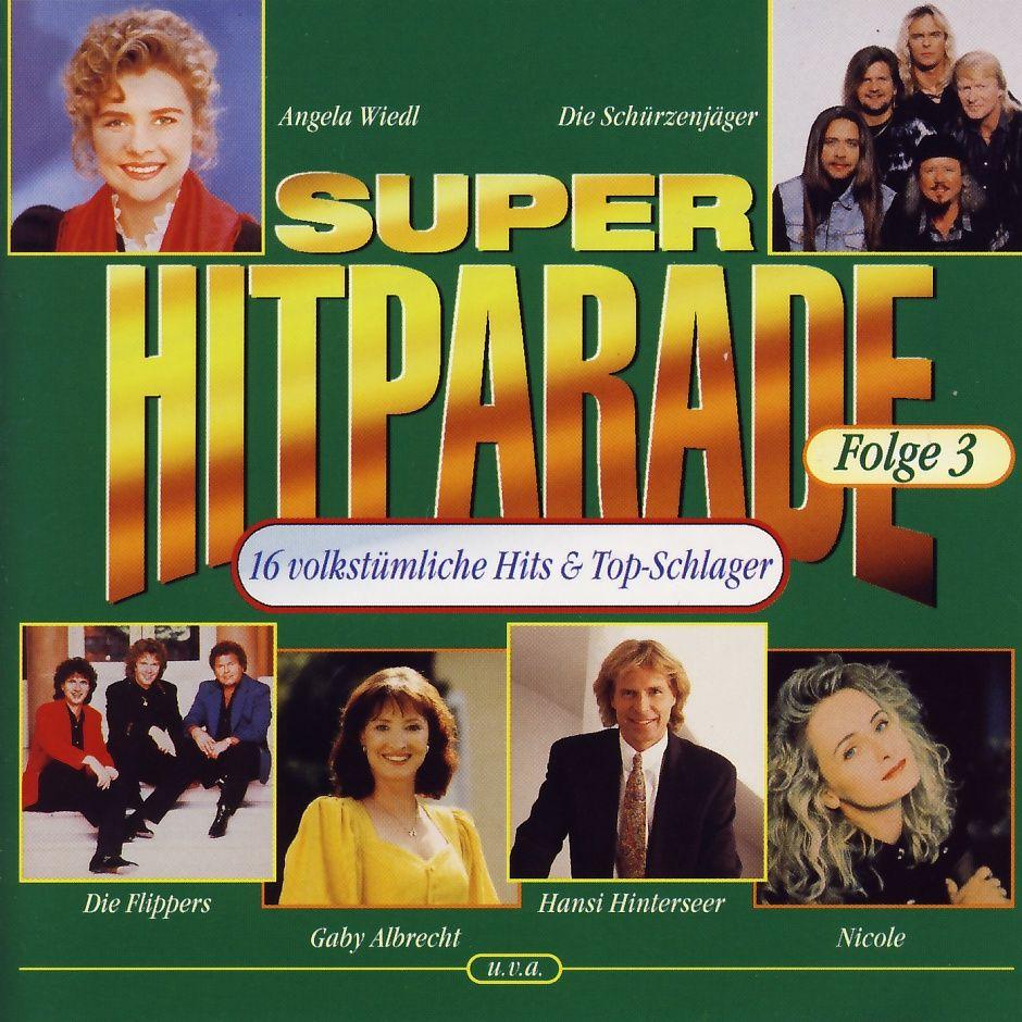 Various - Super Hitparade Folge 3 [CD]