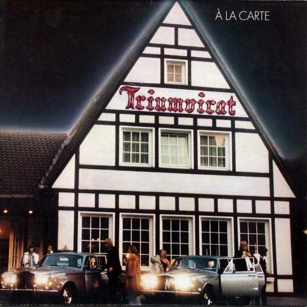 Triumvirat - A La Carte [LP]