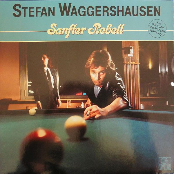 Waggershausen, Stefan - Sanfter Rebell [LP]