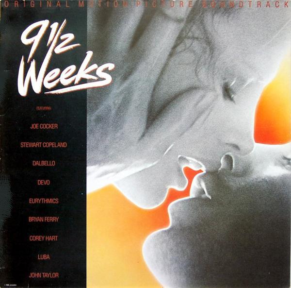 Various - 9 1/2 Weeks [LP]