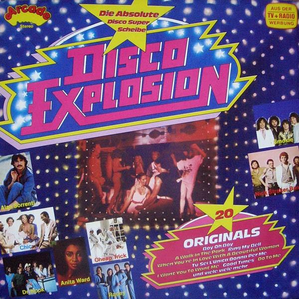Various - Disco Explosion [LP]