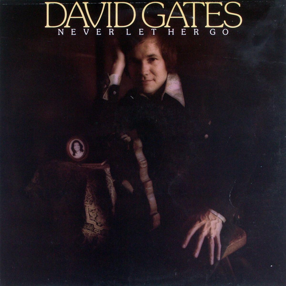 Gates, David - Never Let Her Go [LP]