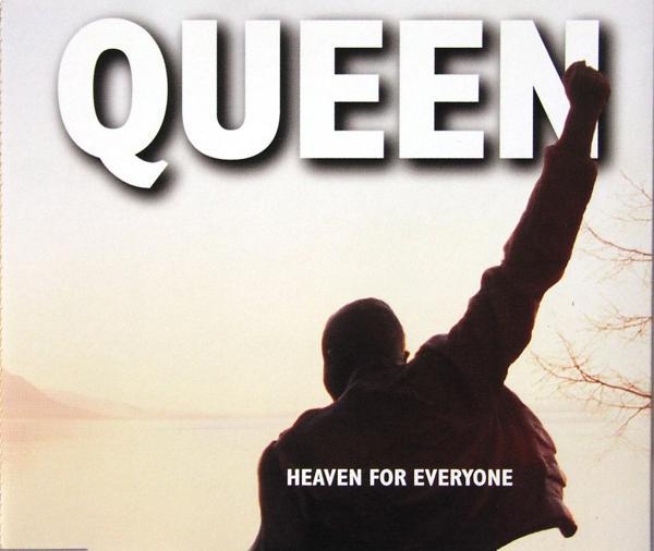 Queen - Heaven For Everyone [CD-Single]