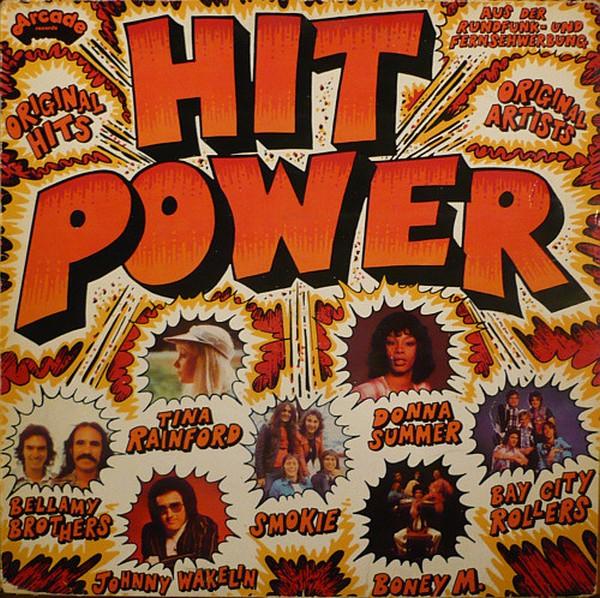 Various - Hit Power [LP]