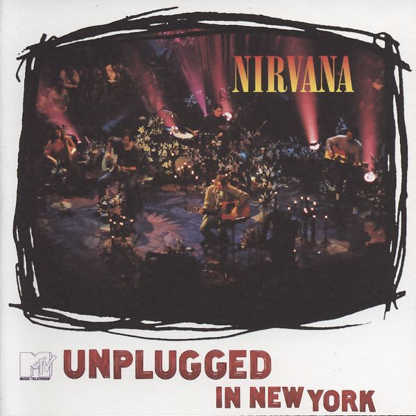 Nirvana - Unplugged In New York [CD]