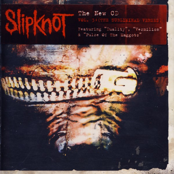 Slipknot - Vol. 3 (The Subliminal Verses) [CD]