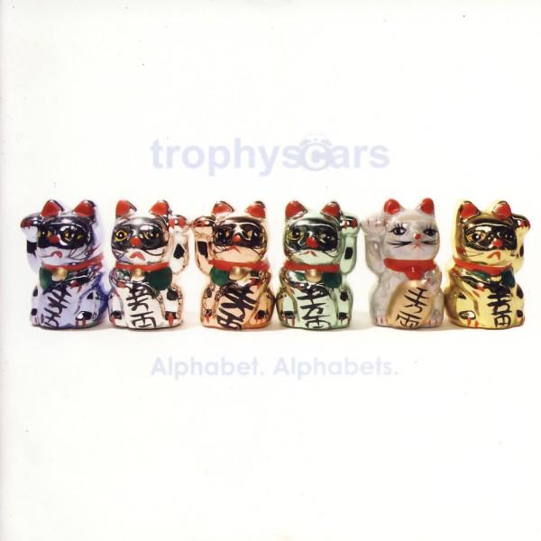Trophy Scars - Alphabet. Alphabets [CD]