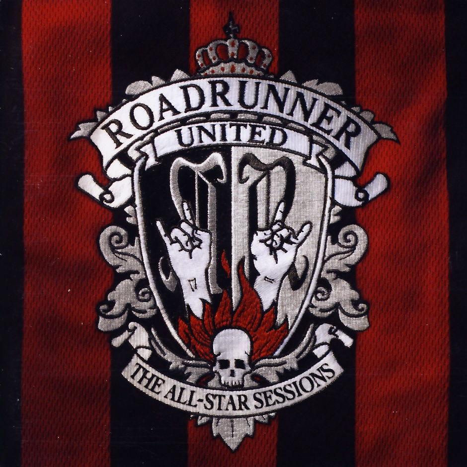 Various - Roadrunner United The All Star Sessions [CD]