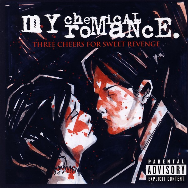 My Chemical Romance - Three Cheers For Sweet Revenge [CD]