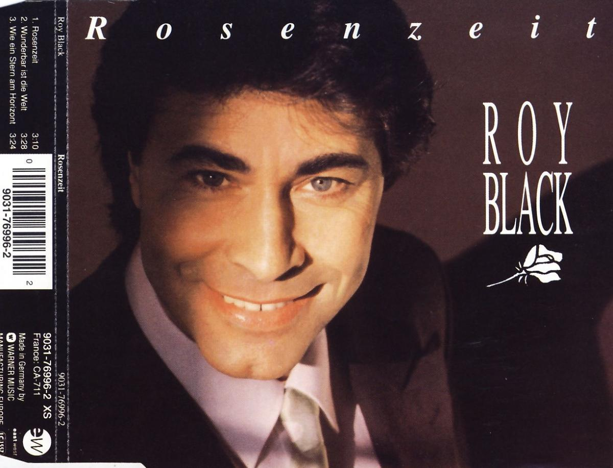 Black, Roy - Rosenzeit [CD-Single]