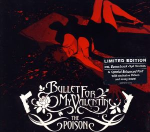Bullet For My Valentine - The Poison [CD]