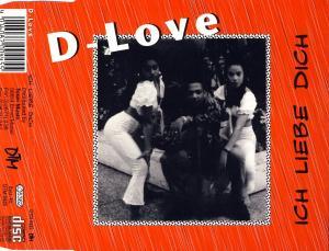 D-Love - Ich Liebe Dich [CD-Single]