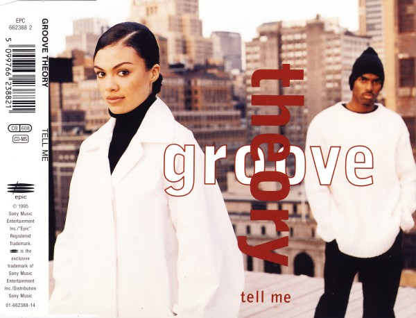 Groove Theory - Tell Me [CD-Single]