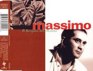 Massimo - Il Respiro Del Mondo [CD-Single]