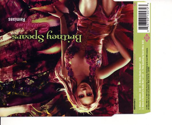 Spears, Britney - Everytime [CD-Single]