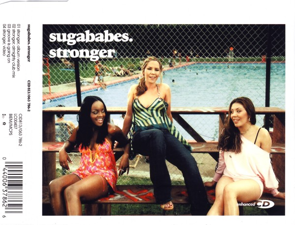 Sugababes - Stronger [CD-Single]