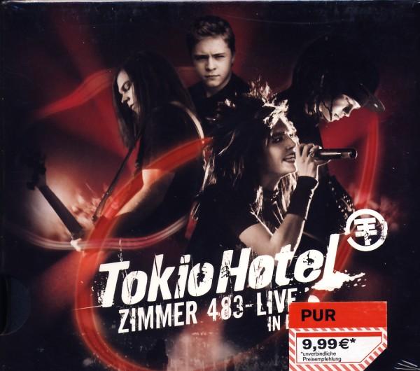 Tokio Hotel - Zimmer 483 - Live In Europe [CD]