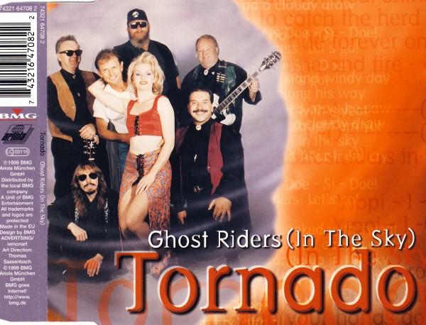 Tornado - Ghost Riders (In The Sky) [CD-Single]