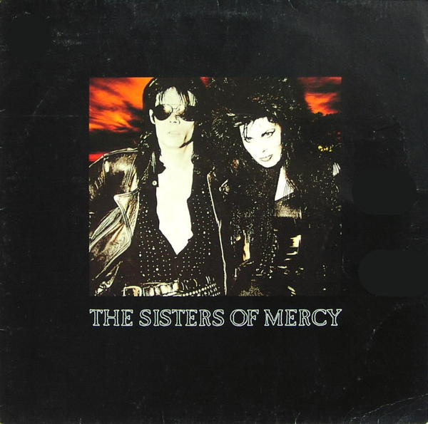 """Sisters Of Mercy - This Corrosion [12"""" Maxi]"""