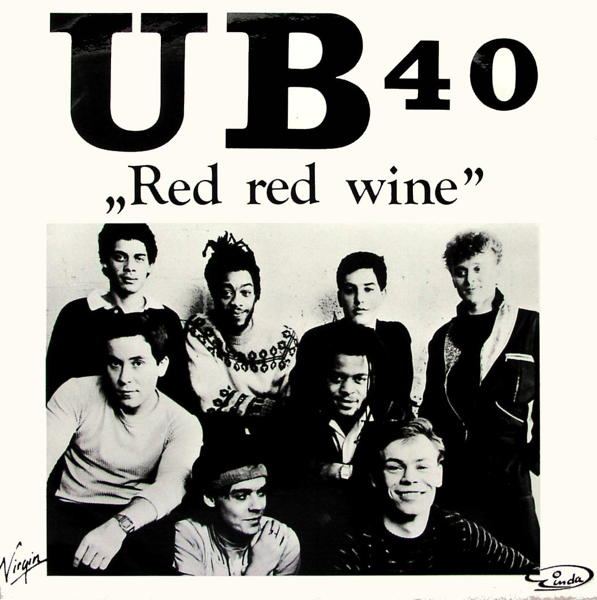 "UB 40 - Red Red Wine [12"" Maxi] 0"