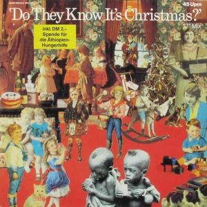 """Band Aid - Do They Know It's Christmas [12"""" Maxi]"""