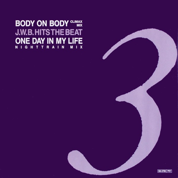 "JWB Hits The Beat - Body On Body [12"" Maxi]"