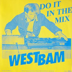 """Westbam - Do It In The Mix [12"""" Maxi]"""