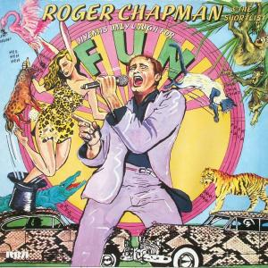 Chapman, Roger & The Shortlist - Hyenas Only Laugh For Fun [LP]