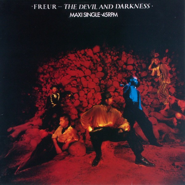 """Freur - The Devil And Darkness [12"""" Maxi]"""