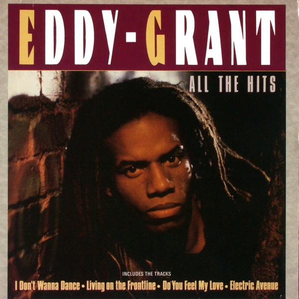 Grant, Eddy - The Killer At His Best - All The Hits [LP]