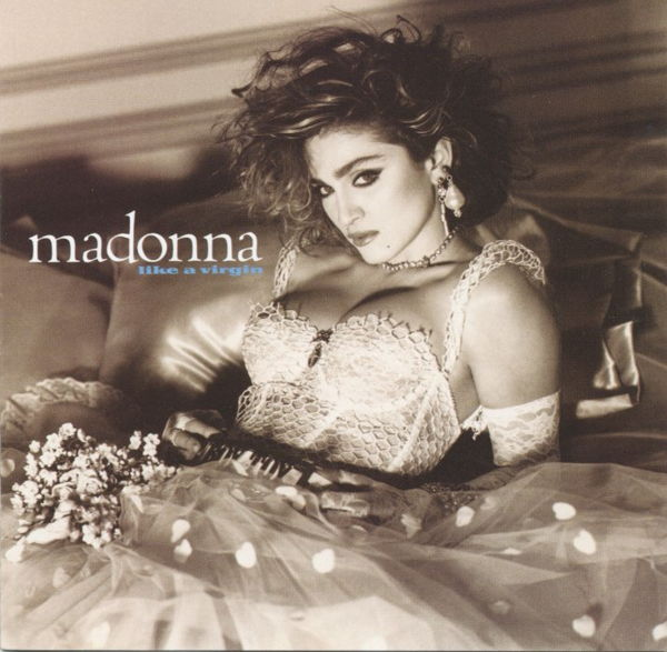 Madonna - Like A Virgin [LP]