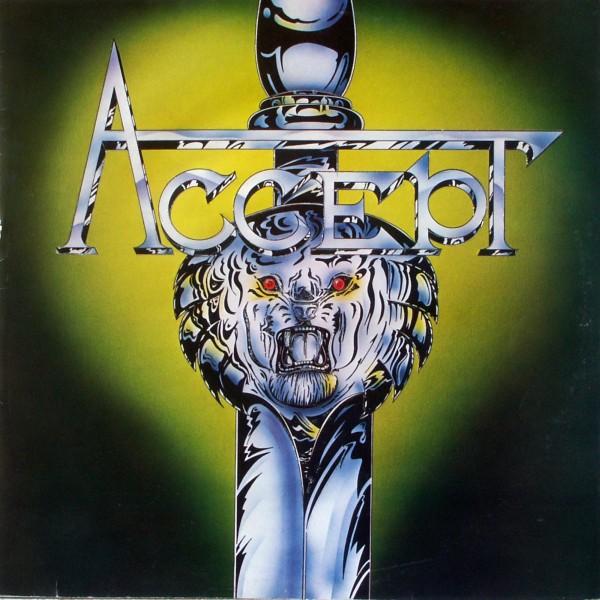 Accept - I'm A Rebel [LP]