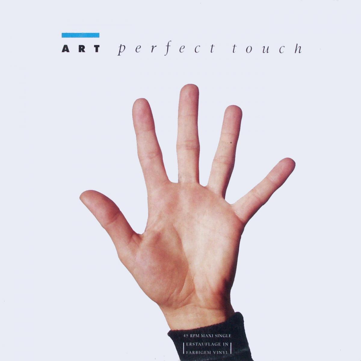 "Art - Perfect Touch Blue vinyl [12"" Maxi]"