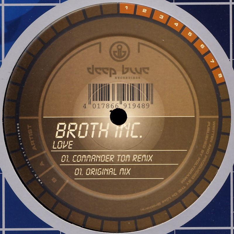 "Broth Inc. - Love [12"" Maxi]"