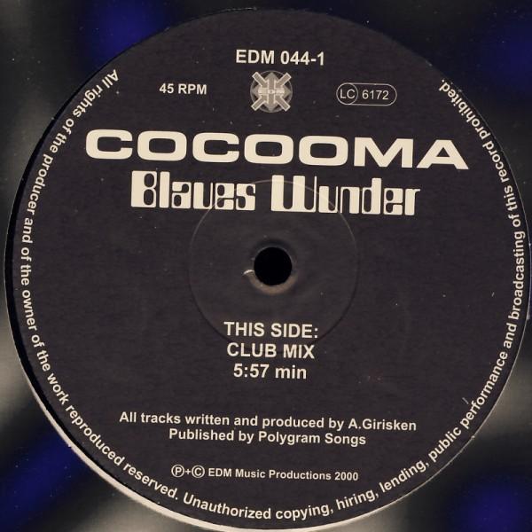"""Cocooma - Blaues Wunder [12"""" Maxi]"""