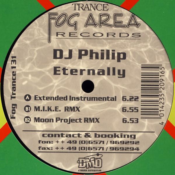 "DJ Philip - Eternally [12"" Maxi]"