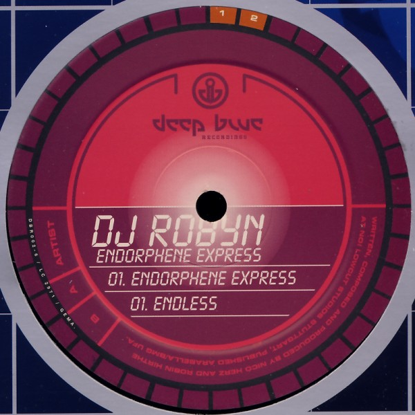"DJ Robyn - Endorphene Express / Endless [12"" Maxi]"