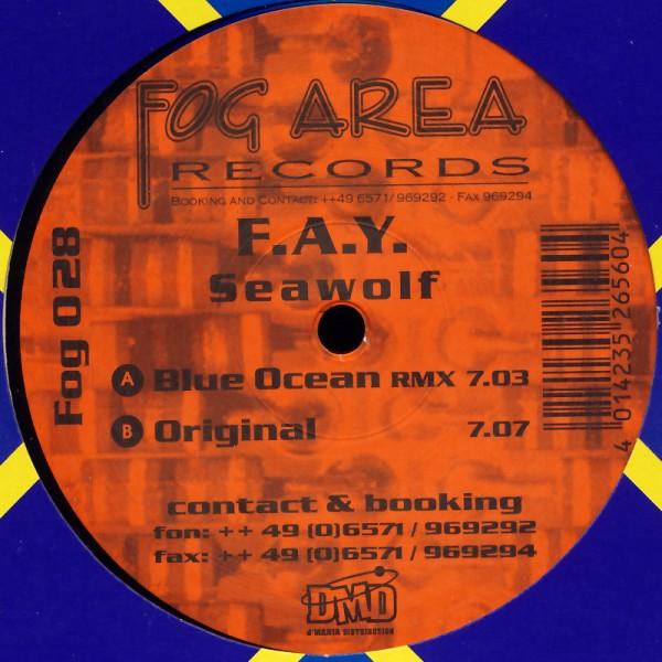 "FAY - Seawolf [12"" Maxi]"