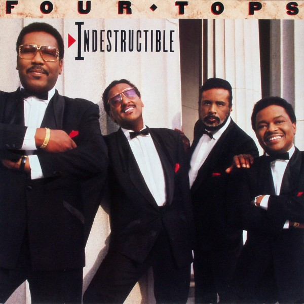 Four Tops - Indestructible [LP]