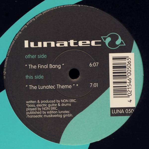"""Non Eric - The Final Bang [12"""" Maxi]"""