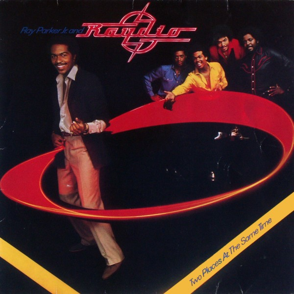 Parker Jr., Ray & Raydio - Two Places At The Same Time [LP]