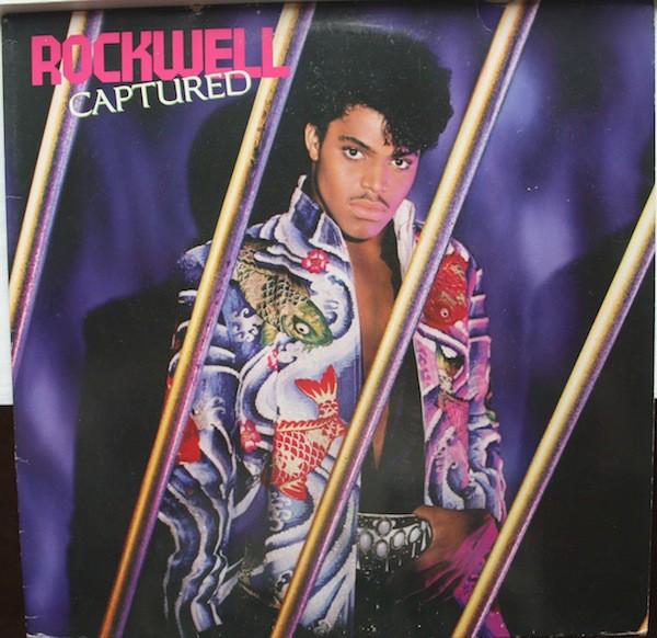 Rockwell - Captured [LP]
