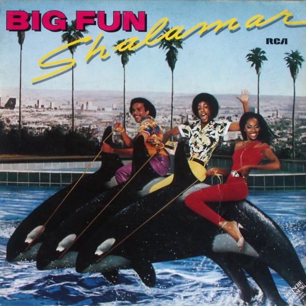 Shalamar - Big Fun [LP]