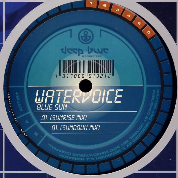 "Watervoice - Blue Sun [12"" Maxi]"