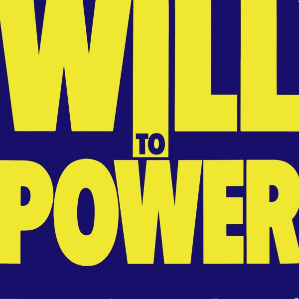 Will To Power - Will To Power [LP]