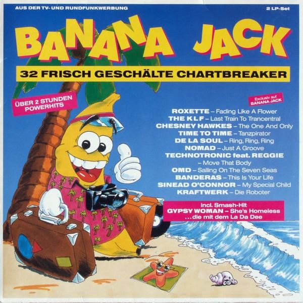 Various - Banana Jack 32 Frisch Geschälte Chartbreaker [LP]