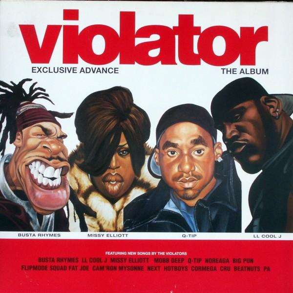 Various - Violator The Album [LP]