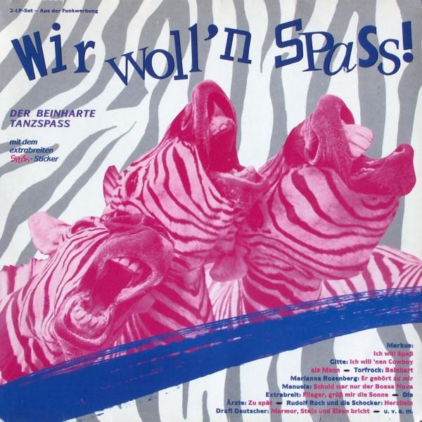 Various - Wir Wollen Spass [LP]