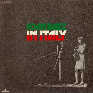 Baez, Joan - Joan Baez In Italy [LP]