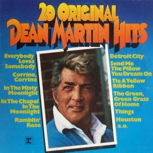 Martin, Dean - 20 Original Dean Martin Hits [LP]